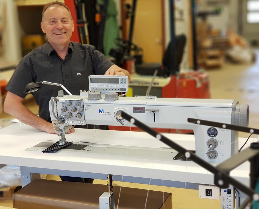 Ny kraft i Nordtro Industri sin sømpark