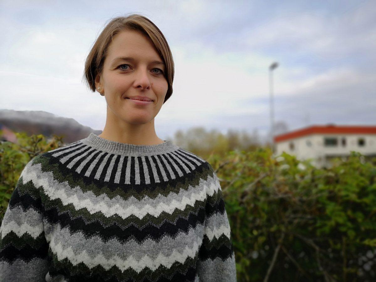 RUTINERT: Vibeke Gamst (39) er ny fagsjef ved Nordtro jobbsenter. Hun har lang fartstid fra Nordtro og arbeids- og inkluderingsbransjen.